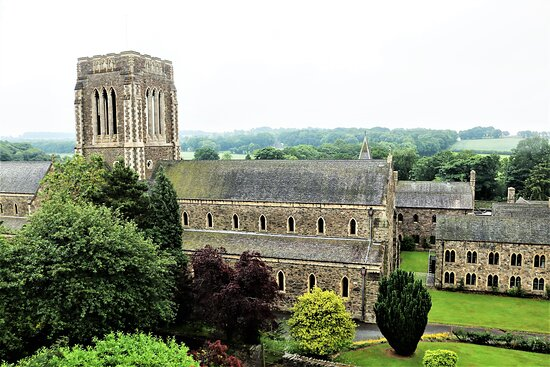 15.  Calvary Walk, Mount Saint Bernard Abbey, Coalville, Leicestershire