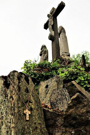 17.  Calvary Walk, Mount Saint Bernard Abbey, Coalville, Leicestershire