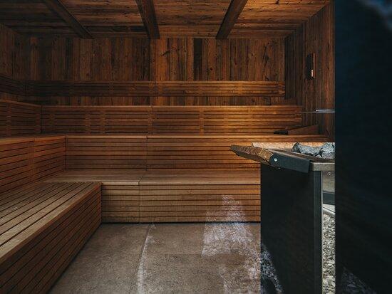 VAYA Fieberbrunn Sauna