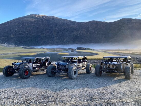 Our fleet of epic Ultimate Off-Roaders