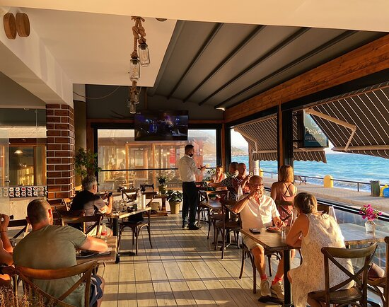 Our lovely customers at Peskesi Greek Cuisine!