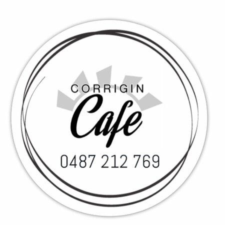Corrigin Cafe logo