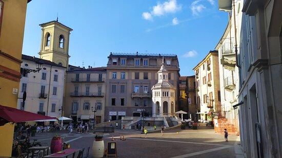 Acqui Terme; La Bollente