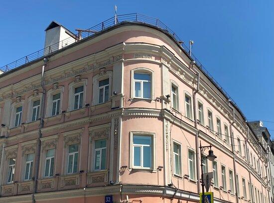 Дом А. Анжу - Л.Н. Шершаковой