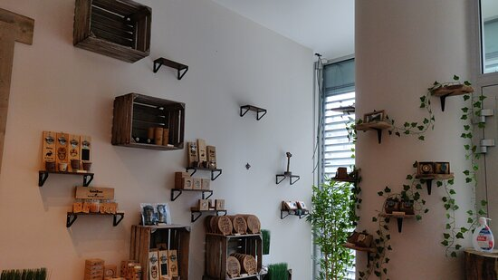 Goodbeerspa gift shop