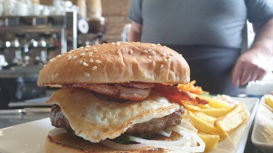 Farmhouse Burger