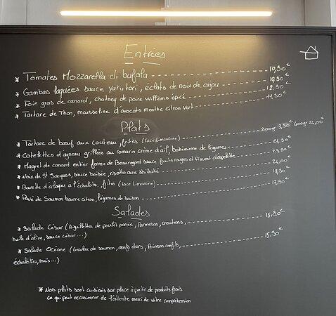 Carte Juillet 2021 produits frais et cuisinés sur place  produits locaux   Restaurant sur le pouce Ouvert - les midis du mardi au samedi - les soirs du mercredi au samedi  Renseignements et réservations  09-87-00-01-08 16 rue d'Aguesseau  87000 Limoges