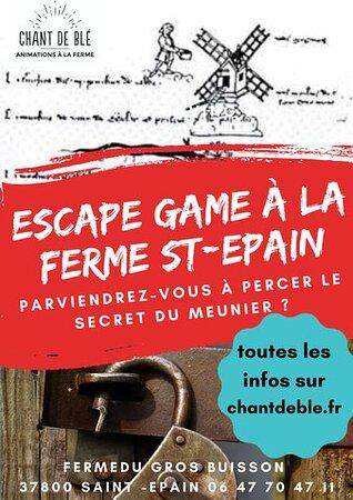 Escape-Game en décor naturel tout l'été !