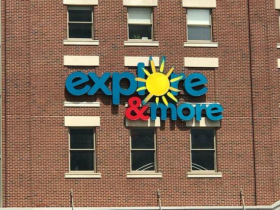 Explore & More - The Ralph C. Wilson, JR. Children's Museum