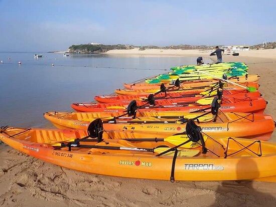 Areias do Mar Kayaks Milfontes