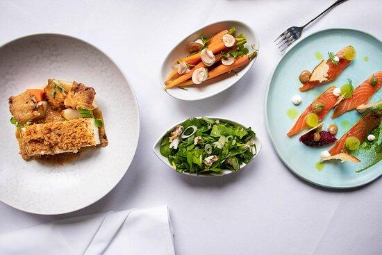 Grazing by Mark Greenaway food
