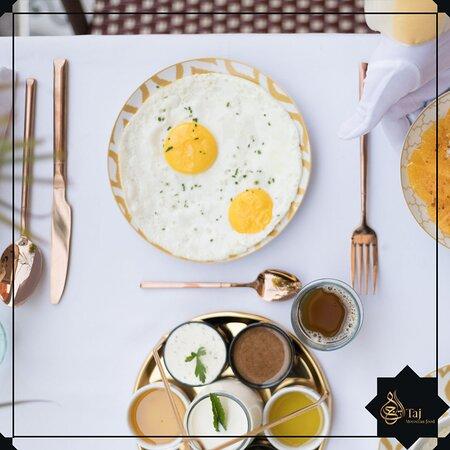 Venez disgusted nos petits déjeuners by TAJ