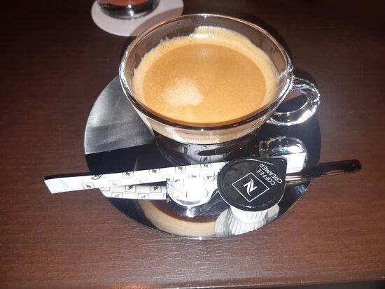 お洒落?なコーヒー
