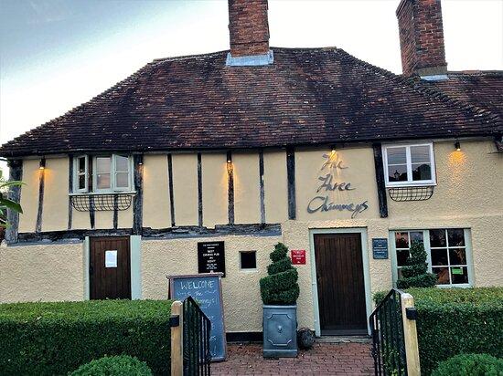 2.  The Three Chimneys, Biddenden, Kent