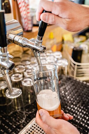 Enjoy our wide selection of beers!