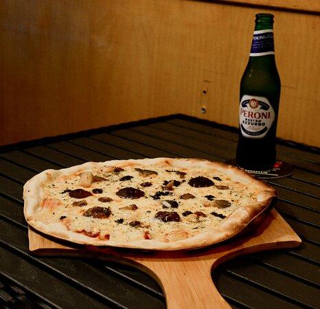 Pizza Veggie Bravisimo