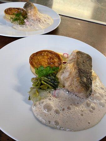 Plat Menu déjeuner