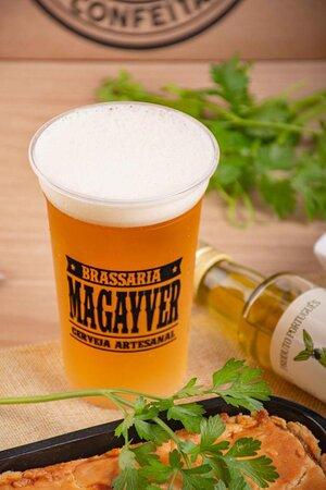 Cerveja Magayver