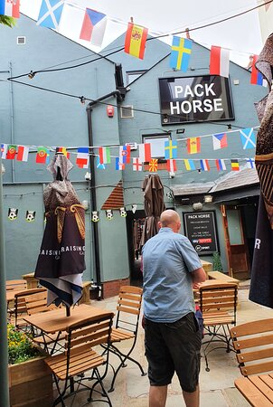 The Pack Horse Leeds.