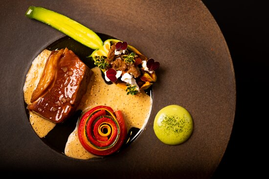 Lam Courgette   Geitenkaas   Paprika   Five Spices   Daslook