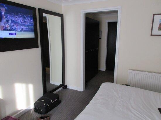 Plain room