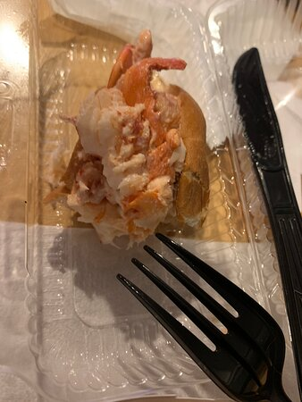 Lobster roll - cold