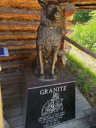 Le brave Granite