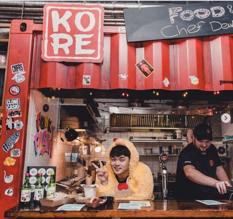 KORE in Grandi Food Hall