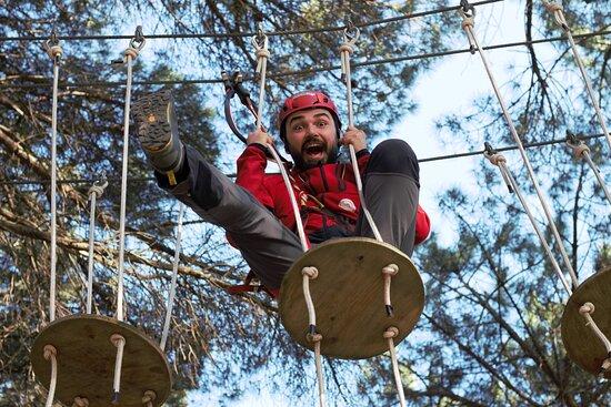 Monti Rossi Adventure Park