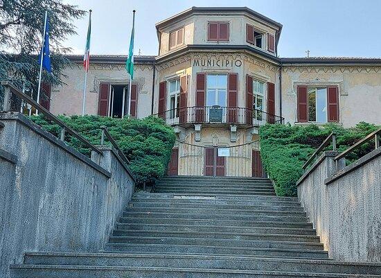 Besana in Brianza, Itália: Villa Borella, sede del municipio