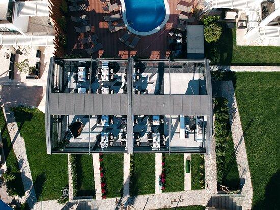 Foto de Roas Hotel, Bitez: Jakuzili Deniz Manzaralı Suit Oda - Tripadvisor