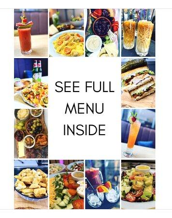 See full menu inside
