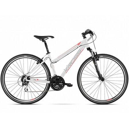 Bicicleta híbrida KROSS Evado 3.0 mujer. Envío gratuito en 24/48h. https://lapedaleria.es/bicicleta-hibrida-kross-evado-3-0-mujer/