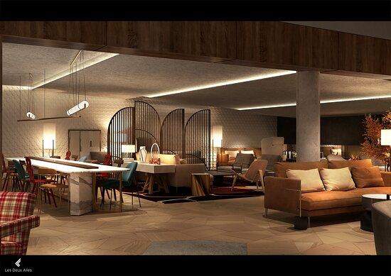 K Bar - Salon Lounge