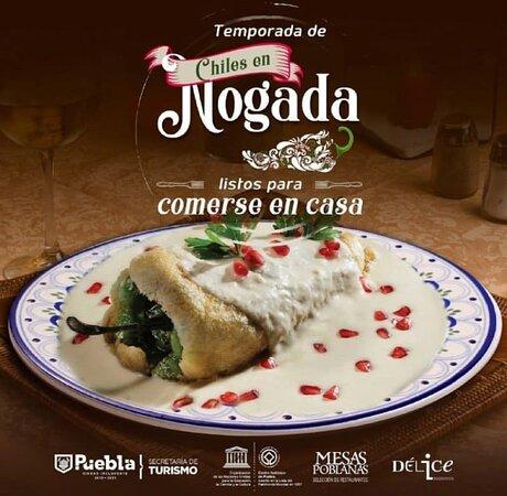 Inicia temporada y celebración de los 200 años del Chile en Nogada