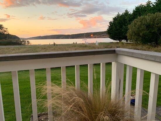 Mackaye Harbor Inn Waterfront View