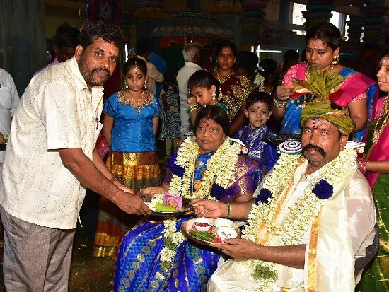 Contact:9047408916-Whats App Contact:9384724473. www.thirukkadaiyur60thmarriages.com Manivizhla shashtipoorthi  or 60th marriage is the name of a ceremony which is performed for an individual when he completes his 60 years and begin 61 of age. Pooja are performed by our dedicated Purohits with high vedhic standards. BRAHMIN and NON BRAHMIN,  A to Z arrangements thank you.......