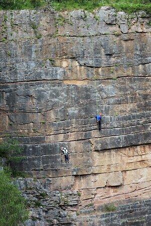 5.  Llanymynech Rocks Nature Reserve, Llanymynech