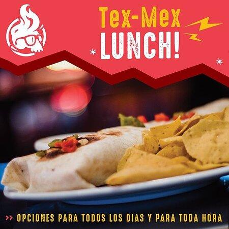 Tex Mex Lunch