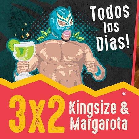 Margarotas 3x2