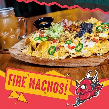 Fire Nachos