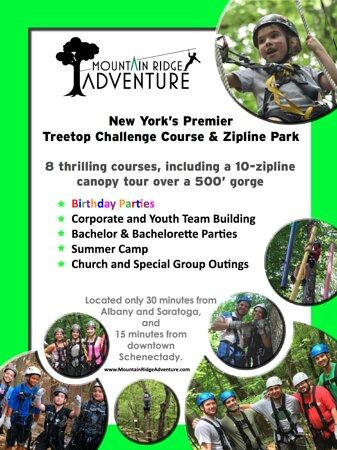 NY's Premier Adventure Park