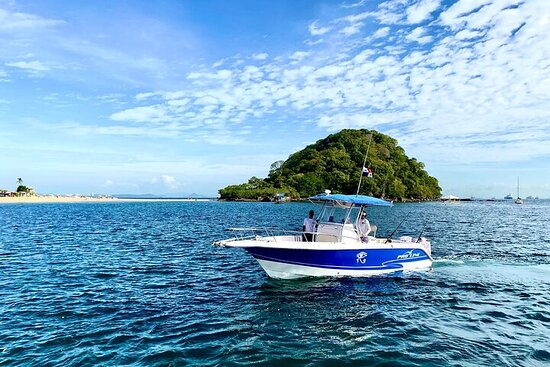 Full day Private Tour to Taboga Island departing from Panama City