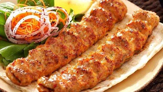 Sheek Kebab (tandoori/clay oven)