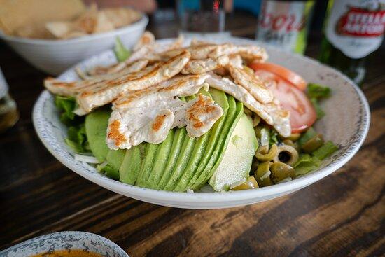 Costa Pacifica Salad