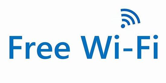 Wi-Fi接続無料