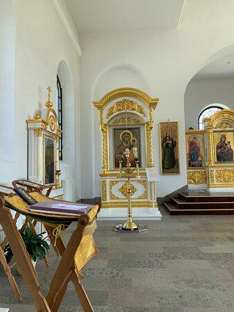 Церковь Пантелеймона Целителя при Елизаветинской общине сестёр милосердия