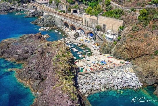 5 terre dal mare - snorkeling and unforgettable landscapes