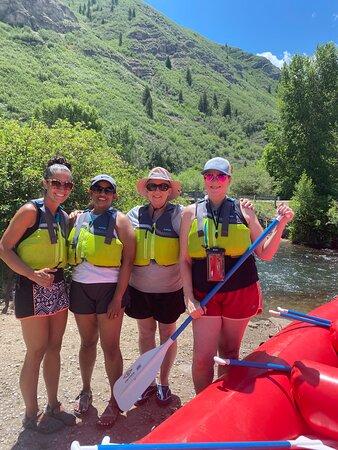 Breath taking views! - Foto van Pro Rafting Tours, Provo - Tripadvisor