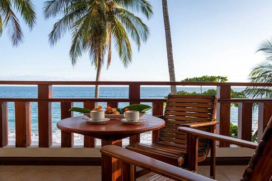 Balcony Beachfront  Rooms